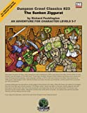 Richard Pocklington: Dungeon Crawl Classics 23: The Sunken Ziggurat
