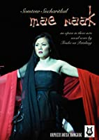 Mae Naak (vocal score) by S.P. Somtow