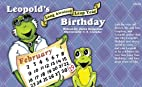 Leopold's Long Awaited Leap Year Birthday by…