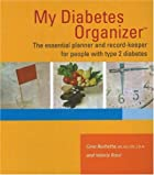 My Diabetes Organizer: The Essential Planner…