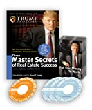 Donald Trump: Three Master Secrets of Real Estate Success (Audio Business Course)