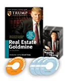 Donald Trump: Real Estate Goldmine: How to get Rich Investing in Pre-Foreclosures (Audio Business Course)