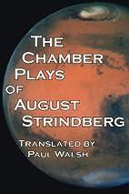 Komorne igre by August Strindberg