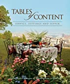Tables of Content by Junior League of…