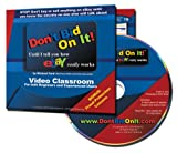 Michael Ford: Don't Bid On It Video Classroom: eBay Demonstration Video