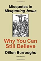 Misquotes in MISQUOTING JESUS: Why You Can…