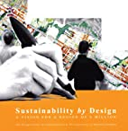 Sustainability by Design: A Vision for a…