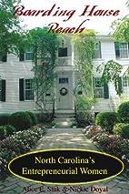 Boarding House Reach: North Carolina's…