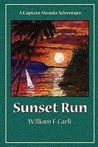 Sunset Run by William F. Carli