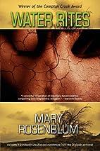Water Rites by Mary Rosenblum