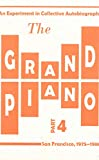 Silliman, Ron: The Grand Piano: Part 4