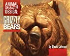Animal Character Design:Grizzly Bears by…
