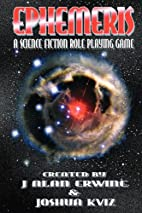 Ephemeris: a science fiction role playing…