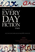 The Best of Every Day Fiction Two by Jordan…