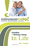 Compton: Retirement Rocks!: Canadian Boomers Invest in Life