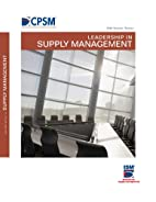Leadership in supply management by Anna E.…