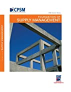 Foundation of Supply Management by Joseph R.…