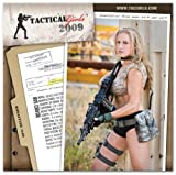 HBL Productions: Tactical Girls 2009 Gun Calendar - 13 months!