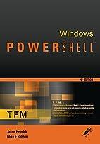 Windows PowerShell by Jason Helmick