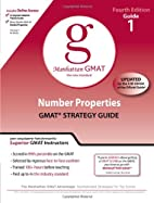 Number Properties GMAT Strategy Guide by…