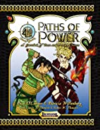 Pfrpg Paths Of Power by Sean O'Connor