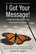 I Got Your Message!: Understanding Signs…