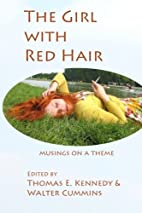 The Girl with Red Hair by Thomas E. Kennedy