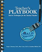 Teacher's Playbook: Tools and Techniques for…