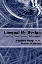 Unequal By Design: Counseling Power Dynamic…
