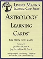 Astrology Learning Cards - Living Magick…