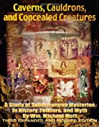 Caverns, Cauldrons, and Concealed Creatures:…
