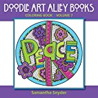 Peace: Coloring Book (Doodle Art Alley…
