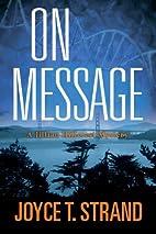 On Message: A Jillian Hillcrest Mystery by…