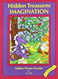 Ball, Liz: Hidden Treasures - Imagination: Hidden Picture Puzzles