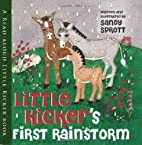 Little Kicker's First Rainstorm by Sandy…