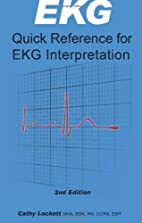 EKG Quick Reference for Interpretation, 2nd…