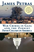 War Crimes in Gaza and the Zionist Fifth…