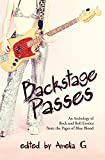 G, Amelia: Backstage Passes: An Anthology of Rock and Roll Erotica from the Pages of Blue Blood
