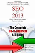 SEO For 2013: Search Engine Optimization…
