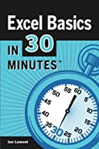 Excel Basics In 30 Minutes by Ian Lamont