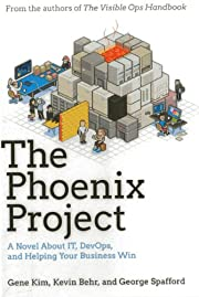The phoenix project : a novel about IT,…
