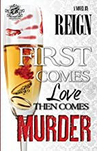 First Comes Love Then Comes Murder (The…