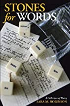 Stones for words : a collection of poetry by…