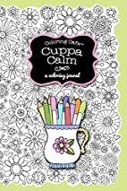 Coloring Cafe-Cuppa Calm Coloring Journal: A…