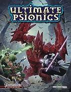 Ultimate Psionics by Jeremy Smith