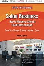 Salon Business: How to Manage a Salon in…