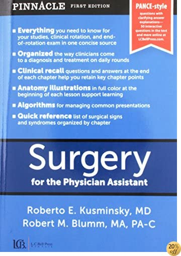 TSurgery for the Physician Assistant