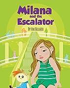 Milana and the Escalator by Lou Silluzio