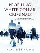 Profiling White-Collar Criminals: & The…