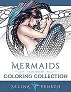 Mermaids - Calm Ocean Coloring Collection…